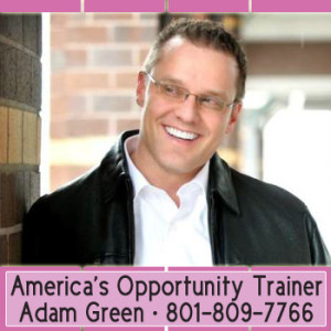 MLM_Trainer_Maryland_MD_AdamGreen_Network_Marketing_Coach_Utah_UT